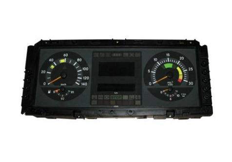Mercedes truck lorry instrument cluster dashboard repair for Mercedes benz cluster repair